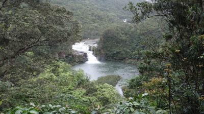 夫婦で行った2泊3日の西表島の旅・マリュードの滝 カンピレーの滝