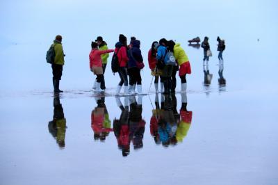 「天空の鏡」南米・ボリビア・ウユニ塩湖の旅・・0 旅いつまでも・・