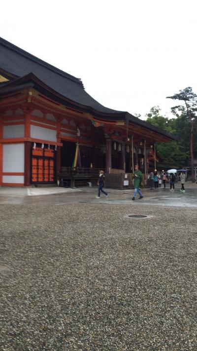 母と娘の京都旅「祝退職!!  有給消化を楽しもう!!」①
