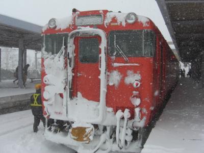 東日本北海道パスで行く冬の北海道鈍行旅 4日目(12月27日)美瑛観光と日本一長い普通列車2429D