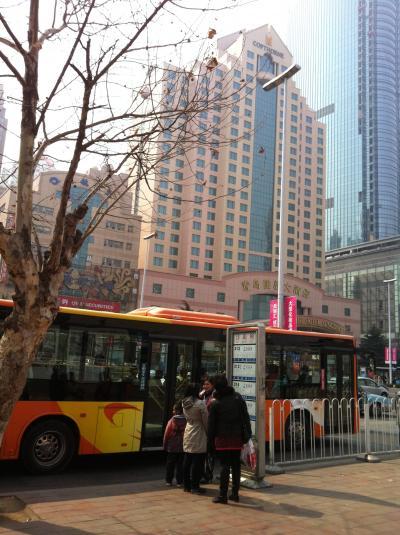 青島、膠州、上海