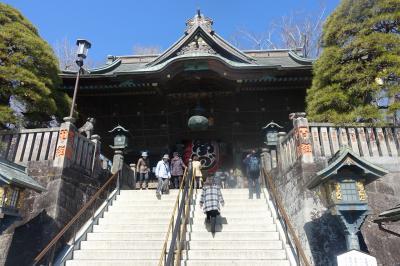 成田山~鴨川温泉 (房総半島ドライブ その1)