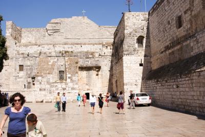 ヨルダン・イスラエル年末年始2015−2016旅行記 【8】ベツヘレム