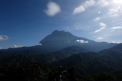 4000m峰(キナバル山)登頂への旅
