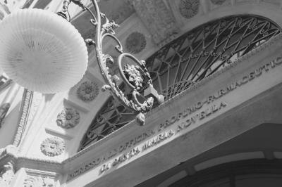 はじめてのひとり旅【ミラノ~フィレンツェ 旅の記憶】(9)サンタ・マリア・ノヴェッラ教会と世界最古の薬局