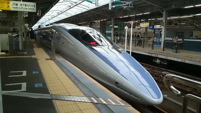 『フルムーンパスで行く北陸中国の旅』 その3   芦原温泉~鳥取~出雲