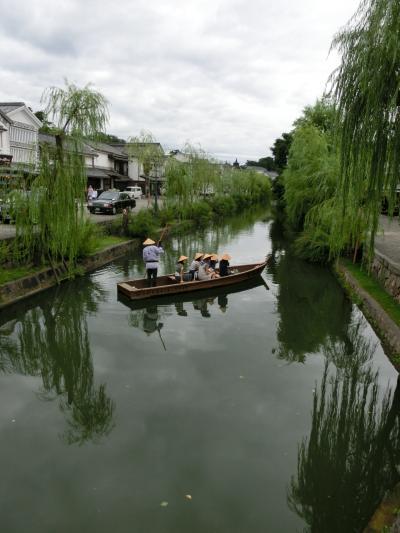 さぬきうどんツアーと倉敷美観地区へいってきた