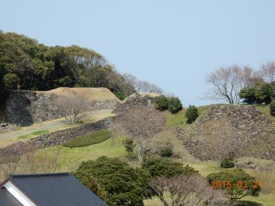 日本100名城巡り 佐賀編 宿泊は蟹御殿!