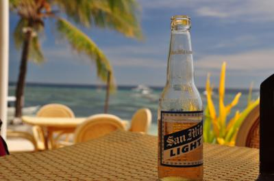 ボホール島♪ アロナビーチでまったり&のんびり ひと時の休息