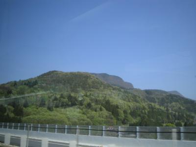上州三峰山 花咲くテーブルマウンテン