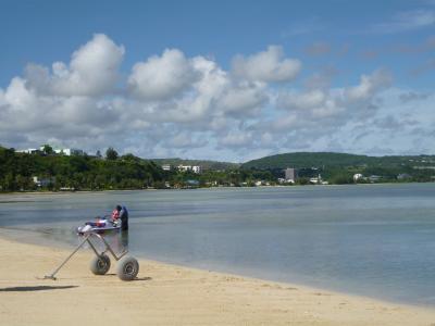女子旅Guam★ ビーチもショッピングも満喫♪ 前半戦