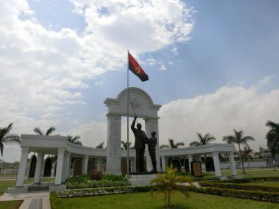 アンゴラ建国の立役者