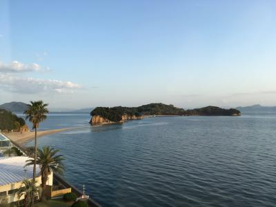 醤油とオリーブと絶景の島