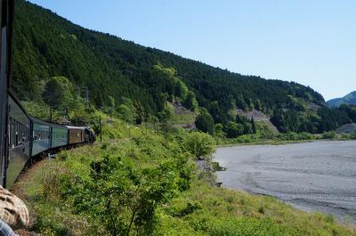 大井川鉄道から掛川・静岡・富士宮の旅
