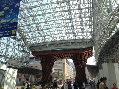 2015年4月 金沢旅行
