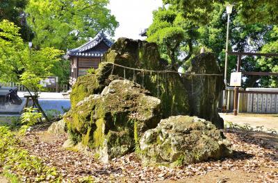 青嵐薫風 吉備路逍遥⑨倉敷 阿智神社