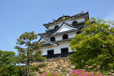 日蓮宗御首題巡り(近江八幡・彦根・大津)と国宝彦根城見学