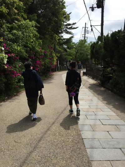 姑・嫁・孫の女だけで京都へ(1日目①)