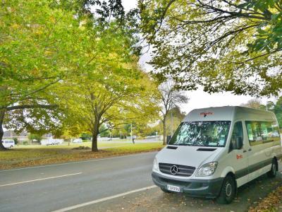 ニュージーランド北島 キャンパーバンの旅 (レンタル編)