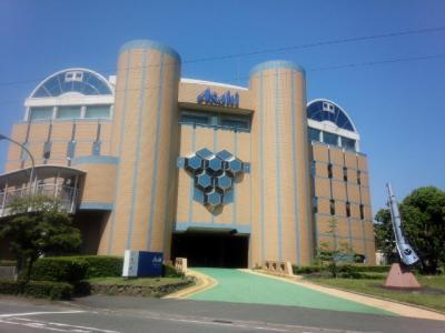 アサヒビール 博多工場へ