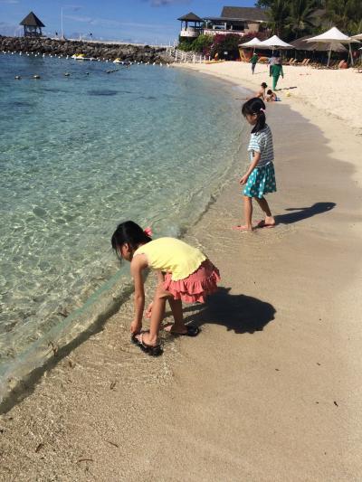 2016年GWセブ島家族旅行