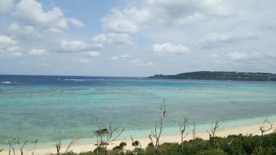 冬の沖縄旅①