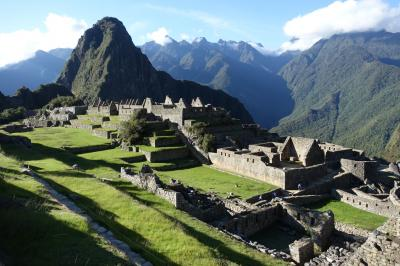 2016GWペルーその5 ~マチュピチュ遺跡徹底案内