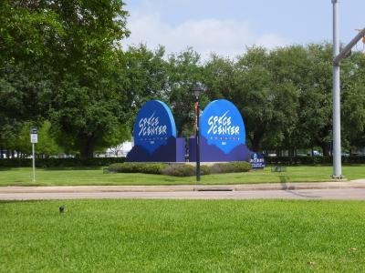 NRT-IAH Space Center Houston(2016GWの旅行記)