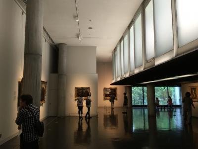世界遺産登録間近、国立西洋美術館に行ってきました