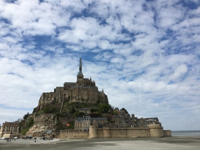 フランス・パリ旅行7泊9日(4)名物ガイドと巡る「ル・モン・サン・ミシェル」(2016GW)