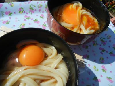 うどんを食べて金刀比羅さん(四国1 香川)