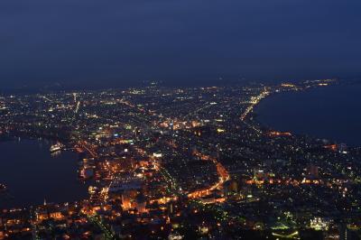 北海道新幹線で行く!函館満喫の旅④ 異国情緒あふれる元町散策と函館の夜景
