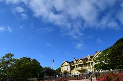 北海道新幹線で行く!函館満喫の旅⑤ 朝陽に輝く元町散歩