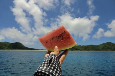 【沖縄】沖縄本島ドライブと慶良間の海でダイビング
