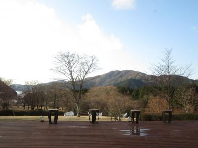 2016年2月 箱根に泊まる