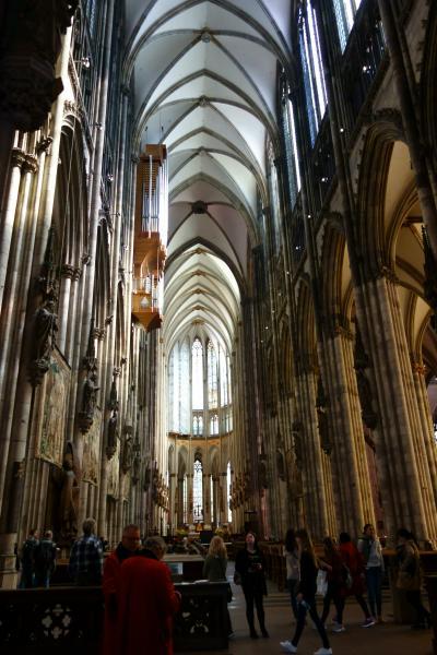 ケルン&アーヘン Thalysでパリから日帰り   大聖堂巡り
