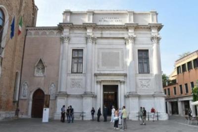 ベネチア アカデミア美術館 (2010年8月)