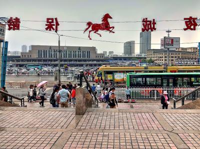 中国東北部の旅 【1】 大連