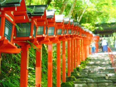 静かなブーム 貴船神社 京都1泊3日のひとり旅part2