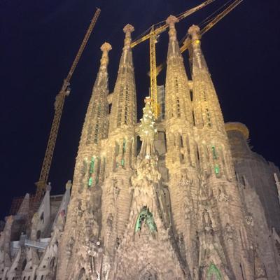 初めてのマドリードと2回目のバルセロナへの旅6泊8日