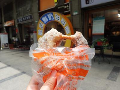 ん?ドーナツを食べに台湾へ 3~4日目