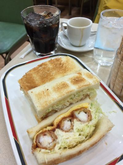 2016年1月名古屋食い倒れの旅