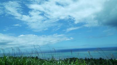 梅雨の沖縄旅