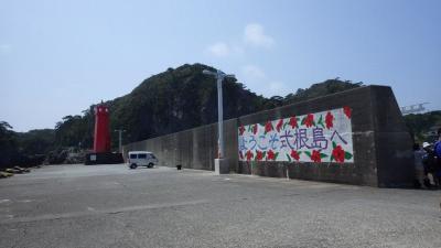 離島マニアの式根島(利島)旅行記