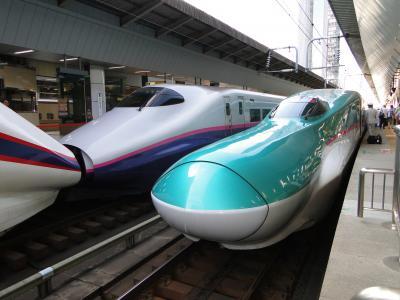 北海道新幹線と道内鉄道の旅。(鉄道全て制覇)。20回目の北海道でした。