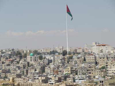 ヨルダン&イスラエル ひとり旅 【エルサレムからアレンビー橋を通ってアンマン市内へ】(6)