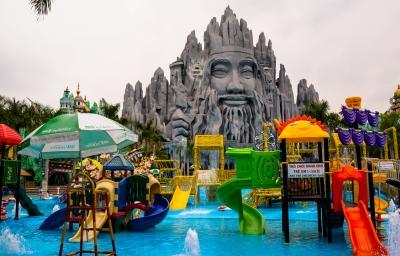 いまもっともイケてる仏教テーマパーク「スイティエン公園」へ行ってきた。