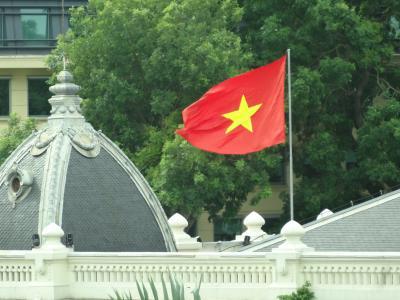 2016年7月 ベトナムの休日 1 ヒルトン・ハノイ・オペラ