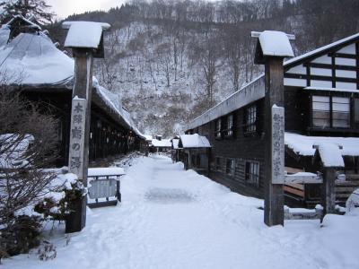 観光タクシーで廻った角館、十和田湖、乳頭温泉郷