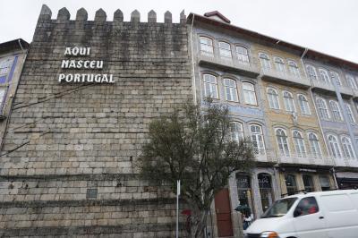 ポルトガル7泊10日。西へ西へ行ってみました。6日目。ギマランイス編。2016/Feb.